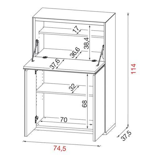 VR275 Disegno Tecnico
