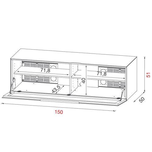 VS412BIORN Disegno Tecnico